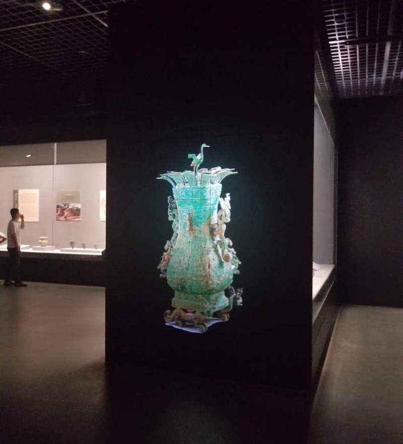 The Application of Gobo Projector in the Museum(图2)